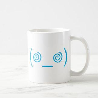 Dizzy in Light Blue Coffee Mug