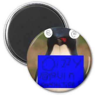 Dizzy P icon magnet