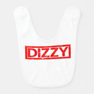 Dizzy Stamp Bib