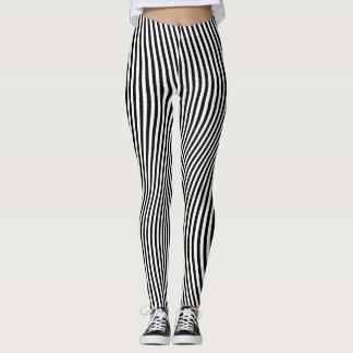 Dizzy Stripes Leggings