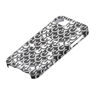 Dizzy with Power Black White iPhone 5/5S Case