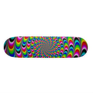 Dizzying 21.3 Cm Mini Skateboard Deck