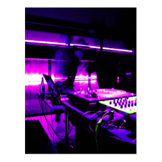 DJ 2 POSTCARD