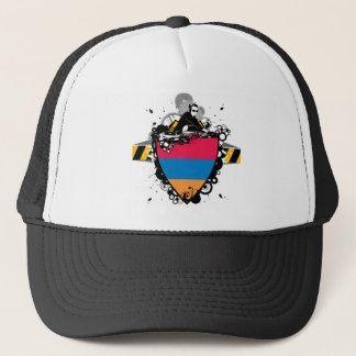 DJ Armenia Trucker Hat