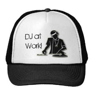 DJ at Work! Cap