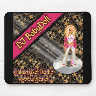 DJ BabyDoll Mousepad