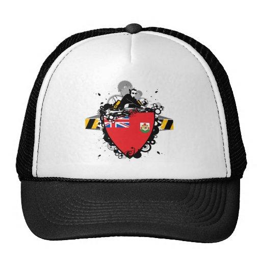 DJ Bermuda Trucker Hats
