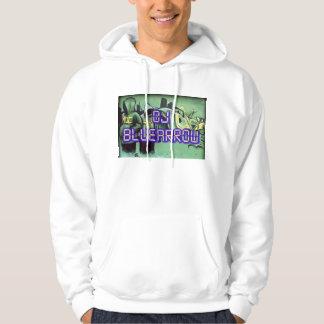 Dj Bluearrow hoodie