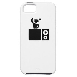 DJ Booth iPhone 5/5S Covers