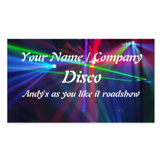 DJ Business Card 1