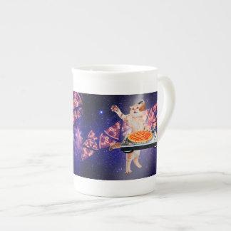 dj cat - cat dj - space cat - cat pizza tea cup
