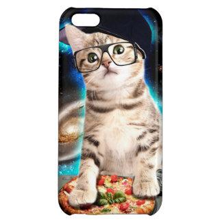 dj cat - space cat - cat pizza - cute cats iPhone 5C cases