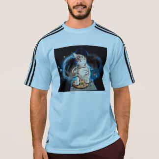 dj cat - space cat - cat pizza - cute cats T-Shirt
