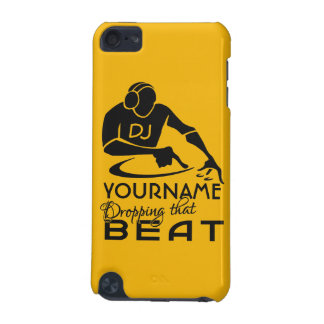DJ custom iPod Touch case