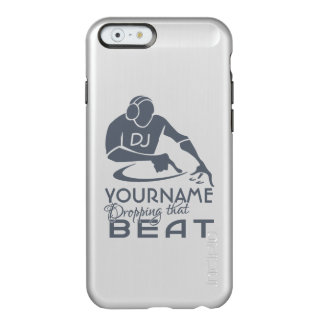 DJ custom name & color cases Incipio Feather® Shine iPhone 6 Case