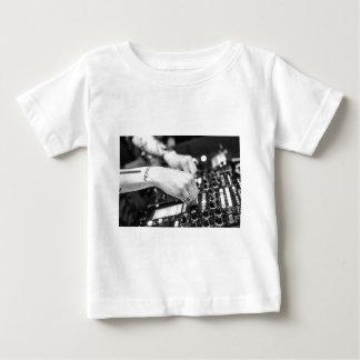 Dj Deejay Music Night Nightclub Club Night Club Baby T-Shirt
