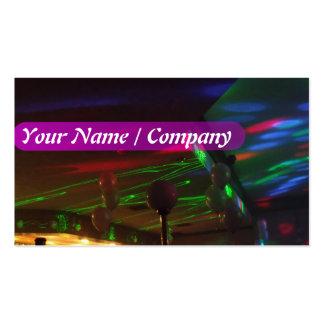 DJ/Disco Business Business Card 3
