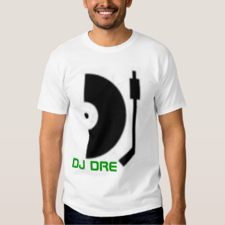 DJ DRE Authentic Line Tshirts
