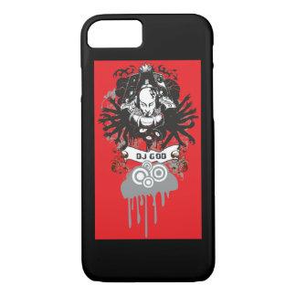 DJ God iPhone 7 case