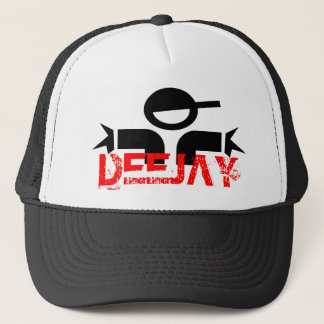 DJ hat - Disc jockey party cap