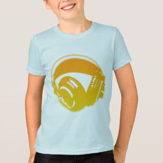 DJ Headphones - Music Disc Jockey DJing Loud T Shirts