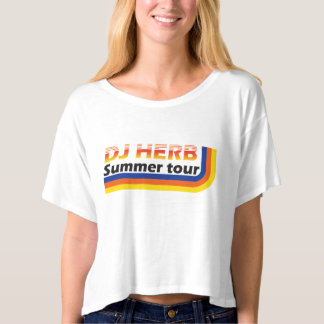 DJ Herb Summer Tour 18 T-Shirt