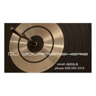 DJ HIFI BUSINESS CARDS