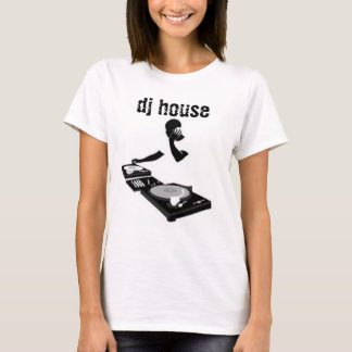 DJ House 1 T-Shirt