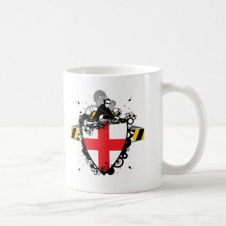 DJ In England Coffee Mugs