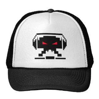 DJ Invader Vampire Trucker Hat