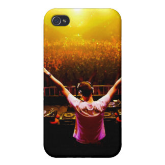 dj iphone case cover for iPhone 4