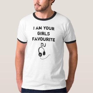 DJ  - Jersey Shore T Shirt