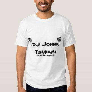 DJ Jonny Tsunami T Shirts