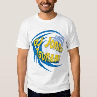 DJ Jonny Tsunami Tees