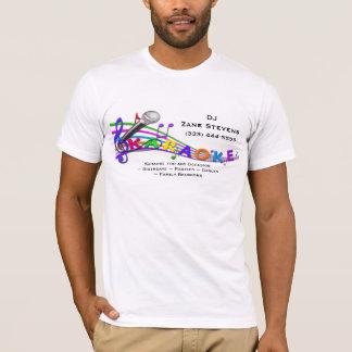 DJ Karaoke T- Shirts