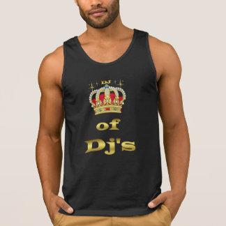 Dj - King of Dj's Singlet