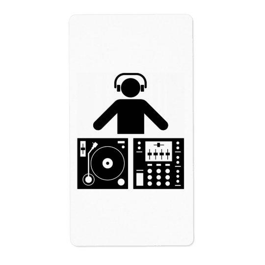 DJ label