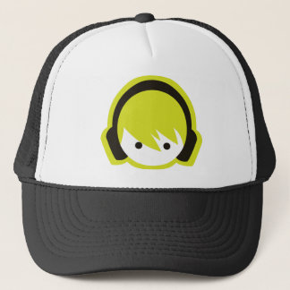 DJ Logo Trucker Hat