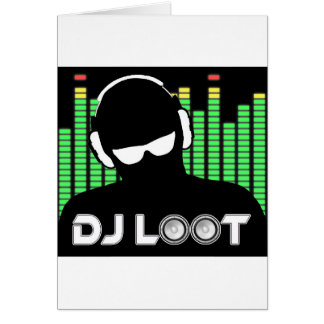 DJ Loot Card