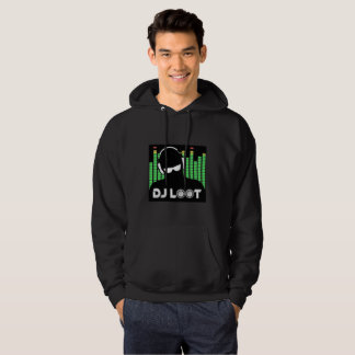 DJ Loot Men's Hooded Sweater