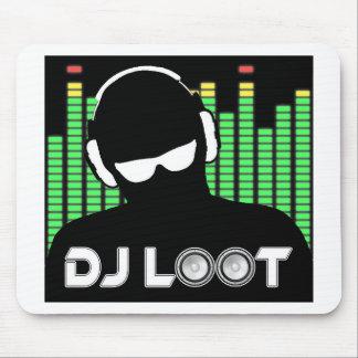 DJ Loot Mouse Pad