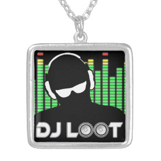 DJ Loot necklace