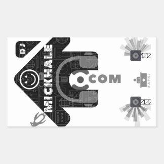 DJ MICK HALE sticker