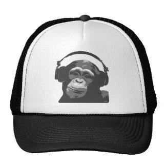 DJ MONKEY MESH HAT