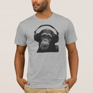 DJ MONKEY T-Shirt