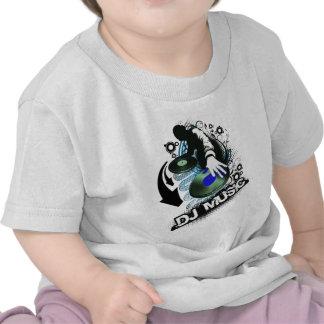 Dj Music Tee Shirts