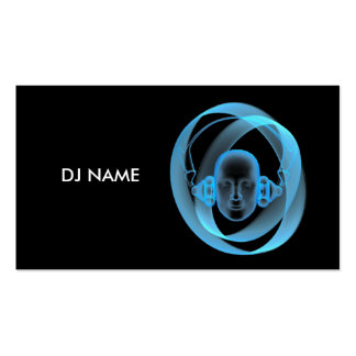 dj_name pack of standard business cards