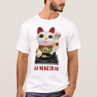 dj nekochan too T-Shirt