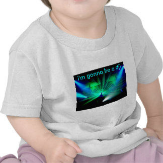 DJ On The Decks infant t-shirt