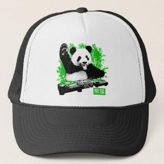 DJ Panda (vintage distressed look) Trucker Hat